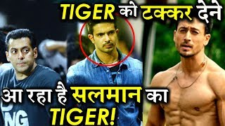 Salman Khan's Bodyguard Shera's Son Tiger Will Be A Tough Competiton For Tiger Shroff?
