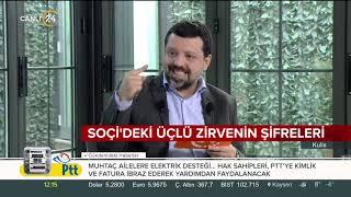 Türkiye Soçi zirvesinde güvenli bölge için ne dedi?