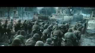 Stalingrad 3D Official Trailer 2 2014     فلم الحرب العالمية الثانية 2014