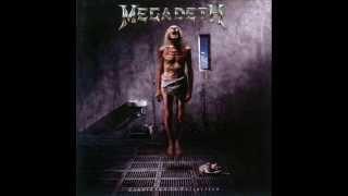 Megadeth - Sweating Bullets (remastered 2004)