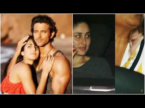 Deepika,Katrina Or Kriti With Hrithik? | Kareena Goes On A Drive With Baby Taimur