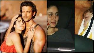 Deepika,Katrina Or Kriti With Hrithik? | Kareena Goes On A Drive With Baby Taimur