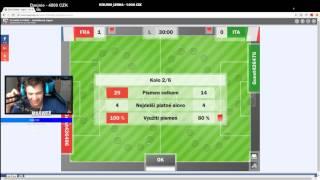 Herdyn vs MarveX | Slovní fotbal - Souboj o Viktorku