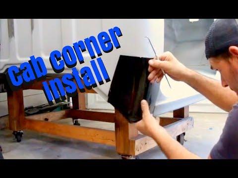 cab corner install