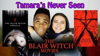The Blair Witch Movies - Tamara