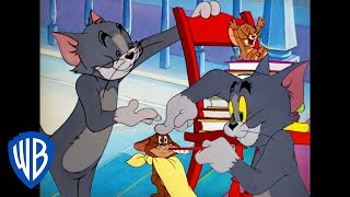 Tom y Jerry en Español Latino America   ¿Tom & Jerry Son Amigos?   WB Kids