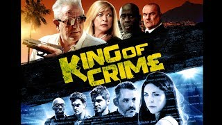 KING OF CRIME Official Trailer (2018) Claire King