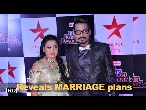 Xxx Mp4 Comedian Bharti REVEALS Her Marriage Plans With Harsh 3gp Sex