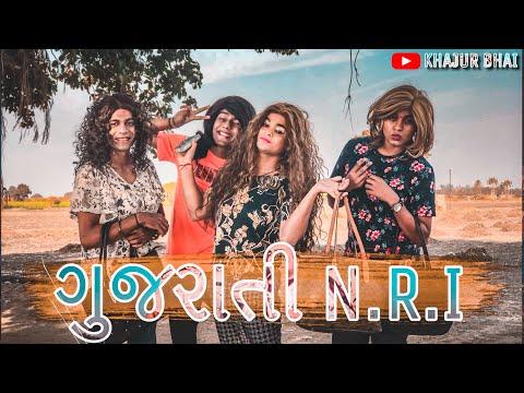 Xxx Mp4 Gujju NRI Khajur Bhai Jigli And Khajur NRI Nitin Jani New Video 3gp Sex