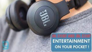 JBL Headphones 2017 Review!