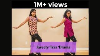 Sweety Tera Drama | Easy Sangeet Dance Steps | Bareilly ki Barfi | Thumka Souls Choreography