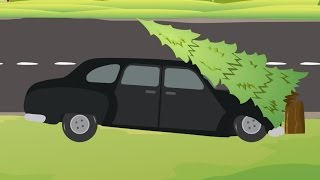 London Taxi | Car Garage | Game Video for Kids & Toddlers
