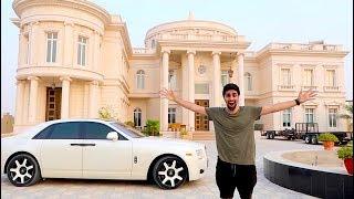 DUBAI'S MOST EXPENSIVE HOUSE !!!
