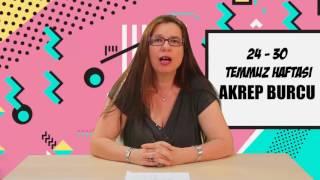 24 - 16 Temmuz Yükselen AKREP ve AKREP  burcunu neler bekliyor?