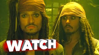 Pirates of the Caribbean: At World's End: Outtakes, Bloopers, Gag Reel - Johnny Depp