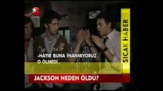 Michael Jackson Haber Star tv 2009
