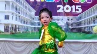 kids fest 2015 jingunamani dance krishnapriya