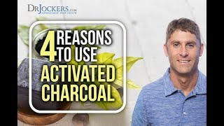 4 Reasons to Use Activated Charcoal