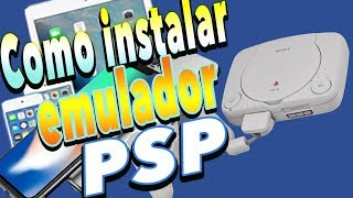 Como instalar um emulador de PSP no iPhone iPad ou iPod no ios 11   sem jailbreak