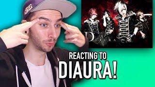 REACTING TO DIAURA!!!