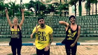 Aquí Se Va (Remix) - Manny Cruz ft. Marlon Alves - Dance MAs - Zumba
