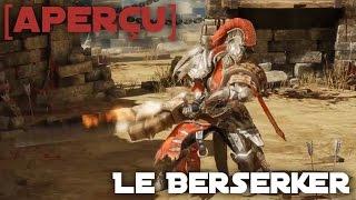 [Aperçu] Le Berserker - Lost Ark