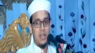 Mufti Abu Sayed Ahmed Kalarab, jannater waz.  মাদ্রাসায় পড়লে ভাত পাওয়া যায়না, বিরানী পাওয়া যায়
