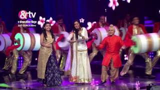 Harshdeep Kaur Sings Nachde Ne Saare | Moment | Grand Finale | The Voice India Kids | 23rd Oct, 9 PM