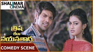 Trisha Leda Nayanthara Movie ||  Arya & Anandhi  Comedy Scene  ||   Shalimarcinema