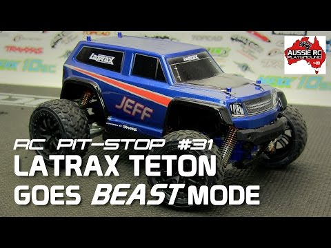 Xxx Mp4 RC Pit Stop EP31 LaTrax Teton Goes Beast Mode 3gp Sex