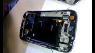 Cambio de pantalla  Samsung Galaxy S3