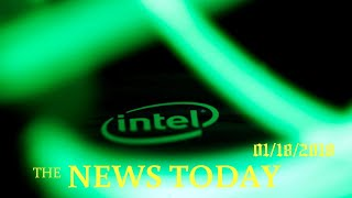 News Today 01/18/2018 | Donald Trump | Intel: Problem In Patches For Spectre, Meltdown Extends ...