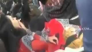 Bangladeshi Girl Openly Smoking