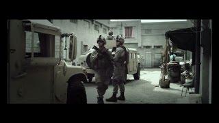 Man Down: Battle scenes