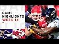 Download Video Download Ravens vs. Chiefs Week 14 Highlights | NFL 2018 3GP MP4 FLV