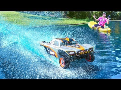 Xxx Mp4 HUGE RC CAR DRIVES ON WATER 3gp Sex