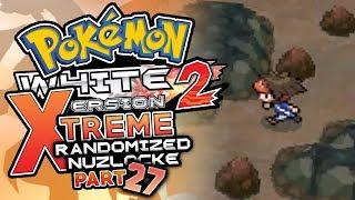 A HORRIBLE VICTORY ROAD! Pokemon White 2 EXTREME Randomizer Nuzlocke Part 27 w/ HDvee