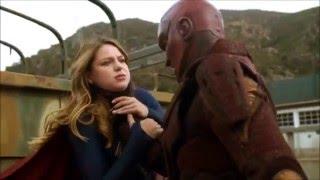 Supergirl & Red Tornado Fight Scene Part 3