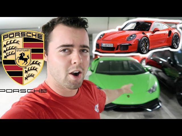 I'M BUYING A PORSCHE GT3RS?!