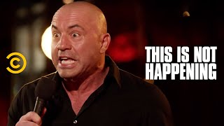 This Is Not Happening - Joe Rogan - Hotel Fire - Uncensored