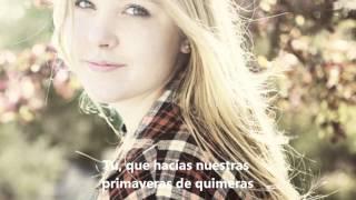 Alain Delon  (Leticia) Letra en español.