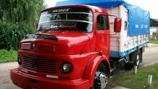 Camiones Mercedes Benz (Fanaticos de los camiones)