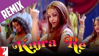 Kajra Re - Remix Song | Bunty Aur Babli | Abhishek Bachchan | Amitabh Bachchan | Aishwarya Rai