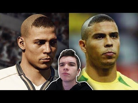 Xxx Mp4 AS NOVAS FACES DO FIFA 18 COMPARANDO COM FACES REAIS 3gp Sex
