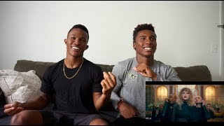 Taylor Swift - Look What You Made Me Do[Official Video]- Reaction