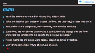 Unacademy UPSC: Introduction to Modern Indian History by Roman Saini