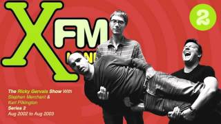 XFM The Ricky Gervais Show Series 2 Episode 34 - Let her have a fag