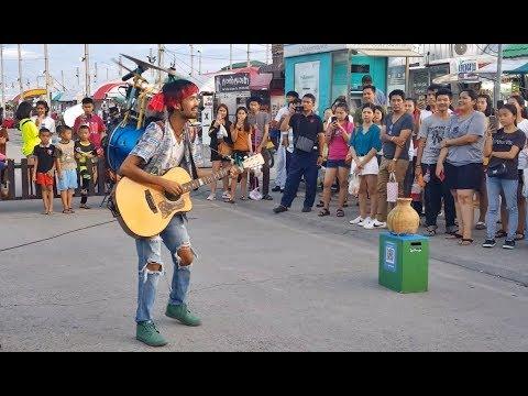 Musicman of Thailand มนุษย์ดนตรี สมปอง อุมา หนุ่มน้อย รถบ่มีน้ำมัน เลิกคุยทั้งอำเภอเพื่อเธอคนเดียว