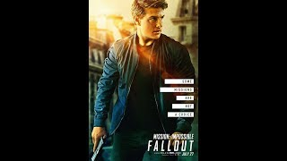 Mission: Impossible - Fallout (2018) - Official Trailer - Paramount Pictures =720p hd