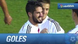 Todos los golazos de 2014 en Liga BBVA